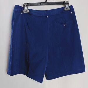 Lady Hagen Shorts - Lady Hagen Core Golf Shorts Navy Estate NWT Sz 8